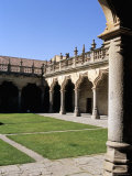 University Cloisters, Salamanca, Castile, Spain Photographic Print by R H Productions