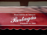 Real Fabrica De Tabacos Partagas, Cuba's Best Cigar Factory, Havana, Cuba Photographic Print by  R H Productions