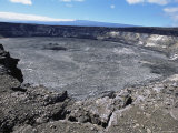 Halemaumau Crater, Big Island, Hawaii, Hawaiian Islands, USA Photographic Print by Alison Wright