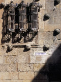 Detail, Casa De Las Conchas (House of Shells), Salamanca, Spain Photographic Print by  R H Productions