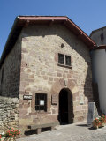 Museum, St. Jean Pied De Port, Pyrenees-Atlantiques, France Photographic Print by R H Productions