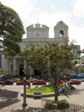 The Metropolitana Cathedral, San Jose, Costa Rica, Central America Photographic Print by  R H Productions