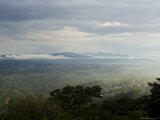 Views Over the Central Valley Near San Jose, Costa Rica, Central America Photographic Print by  R H Productions