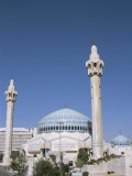 King Abdullah Mosque, Amman, Jordan, Middle East Photographic Print by Alison Wright