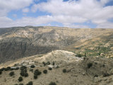 Dana Reserve, Jordan, Middle East Photographic Print by Alison Wright