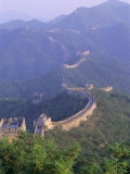 The Great Wall of China, Unesco World Heritage Site, Beijing, China Photographic Print by Alison Wright