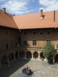 The Collegium Maius Museum of the Jagiellonian University Photographic Print by  R H Productions