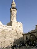 Umayyad (Omayyad) Mosque, Unesco World Heritage Site, Damascus, Syria, Middle East Photographic Print by Alison Wright