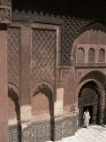 Saadian Tombs, Marrakech, Morocco, North Africa, Africa Photographic Print by  R H Productions