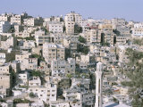 View of Old City, Amman, Jordan, Middle East Photographic Print by Alison Wright