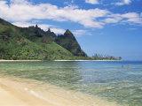 Haena, Kauai, Hawaii, Hawaiian Islands, United States of America, Pacific, North America Photographic Print