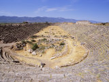 The Roman Stadium, Archaeological Site, Anatolia Photographic Print by  R H Productions
