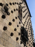Casa De Las Conchas (House of Shells), Salamanca, Spain Photographic Print by  R H Productions