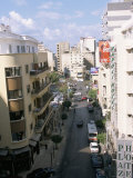 Rebuilt City, Beirut, Lebanon, Middle East Photographic Print by Alison Wright
