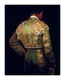 The Matador - Hoja Premium Giclee Print by Christian Gaillard