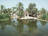 Suk-Esh-Shiukh Village, Marshes, Iraq, Middle East Photographic Print