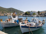 Vathy (Vathi), Ithaka, Ionian Islands, Greece Photographic Print by  R H Productions