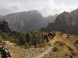 Near Corda, Santo Antao, Cape Verde Islands, Africa Photographic Print by  R H Productions