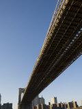 Brooklyn Bridge, New York City, New York, USA Photographic Print by  R H Productions