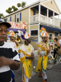 Goombay Festival in Bahama Village, Petronia Street, Key West, Florida, USA Photographic Print by  R H Productions