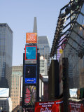 Times Square, Manhattan, New York City, New York, USA Impressão fotográfica por R H Productions