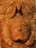 Mayan Funerary Urn, Popol Vuh Museum, Guatemala City, Guatemala, Central America Photographic Print by  Upperhall