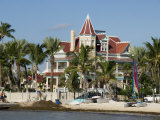 Southernmost House (Mansion) Hotel and Museum, Key West, Florida, USA Photographic Print by  R H Productions