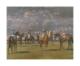 Before The Start Premium Giclee Print by Sir Alfred Munnings