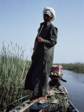 Grindly, Marshes, Iraq, Middle East Photographic Print