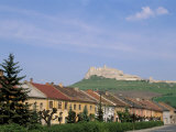 Spis Castle Above Spisske, Slovakia Photographic Print by  Upperhall