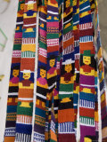 Traditional Woven Fabrics in Tourist Shop, Mitla, Oaxaca, Mexico, North America Photographic Print by  R H Productions
