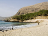 Beach, Tarrafal, Santiago, Cape Verde Islands, Africa Photographie par  R H Productions