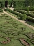 Garden of Flora, Kromeriz Palace, Unesco World Heritage Site, South Moravia, Czech Republic Photographic Print by  Upperhall