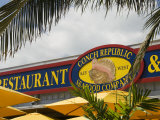 Conch Republic Restaurant Beside the Marina, Key West, Florida, USA Photographic Print by  R H Productions