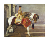 The Drum Horse Premium Giclee Print by Sir Alfred Munnings