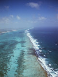 Ambergris Cay, Near San Pedro, the Second Longest Reef in the World, Belize, Central America Photographic Print by  Upperhall