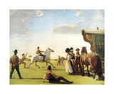 Gypsy Life Premium Giclee Print by Sir Alfred Munnings
