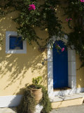 Assos, Kefalonia (Cephalonia), Ionian Islands, Greece Photographic Print by  R H Productions