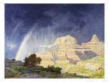 The Grand Canyon Edward Henry Potthast (1857-1927) Print by Filipo Or Frederico Bartolini