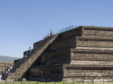 The Citadel, Teotihuacan, Unesco World Heritage Site, North of Mexico City, Mexico, North America Photographic Print by R H Productions