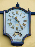 Famous Clock on the Blue Haven Hotel, Kinsale, County Cork, Munster, Republic of Ireland Photographic Print by  R H Productions
