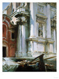 Church of St. Stae., Venice, 1913 Giclee Print by William Bradford