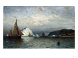 Coast of Labrador Giclee Print by Thomas Birch