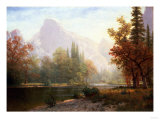 Half Dome: Yosemite Prints by Sir William Beechey