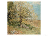 Budding Oak, 1906 Giclee Print by Robert Blum