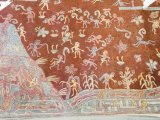 Murals, Teotihuacan, 150Ad to 600Ad and Later Used by the Aztecs, North of Mexico City Photographic Print by R H Productions