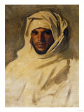 A Bedouin Arab Giclee Print by Frank Wright Bourdillon