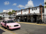 Sloppy Joe's Bar, Famous Because Ernest Hemingway Drank There, Duval Street, Florida Photographic Print by  R H Productions