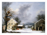 Jones Inn, Circa 1855 Giclee Print by David Gilmour Blythe