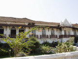 Braganza House, an Old Portuguese House, Goa's Largest Private Dwelling, Chandor, Goa, India Fotoprint van  R H Productions